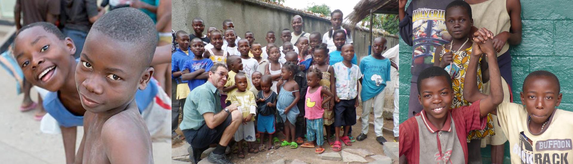 Los Salesianos salvan a 30 'niños brujos'