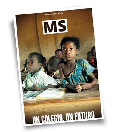 Revista escpecial apadrina una escuela