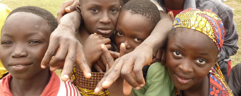 Casa para los misioneros en Nigeria