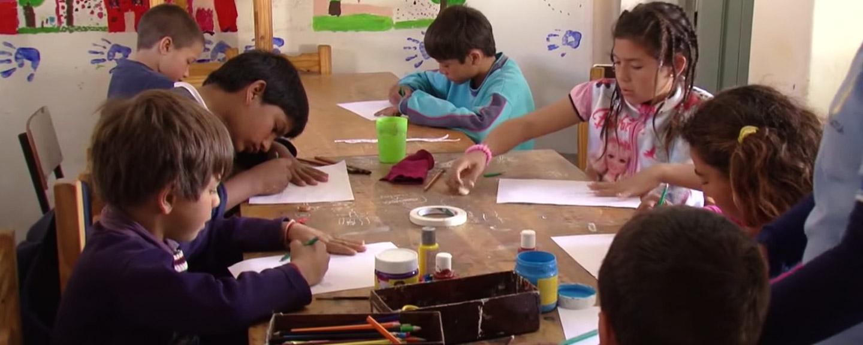 Actividades socioeducativas en Argentina