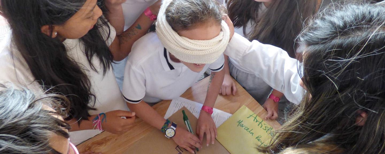 Actividades de prevención en Colombia
