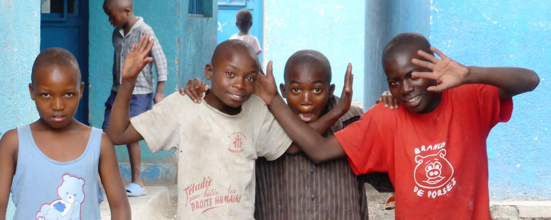 Educación en R.D. Congo
