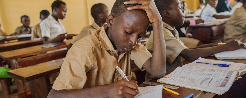 Mejorar la educación en Togo