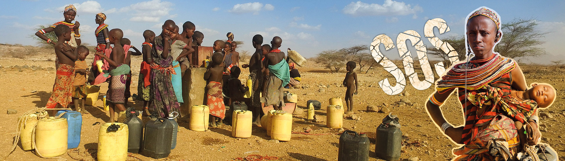 SOS: Necesitamos Agua