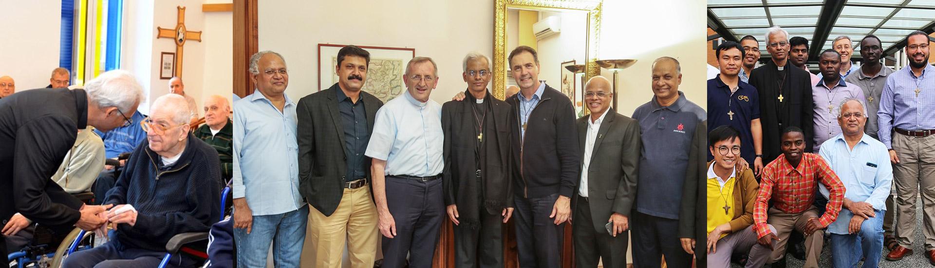 El misionero Tom Uzhunnalil regresa a India