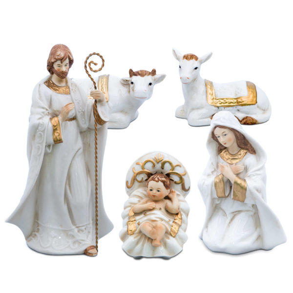Nacimiento de Porcelana