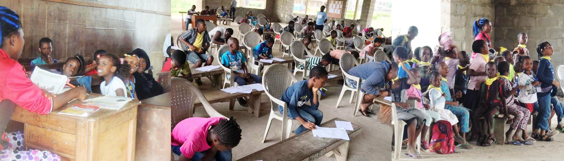 Misioneros salesianos en Nigeria