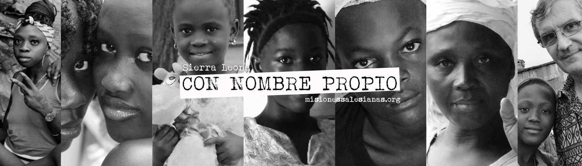 Sierra Leona - Con Nombre Propio
