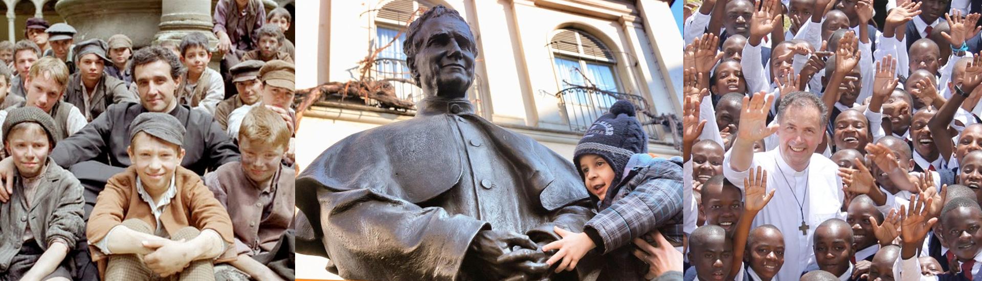 Don Bosco y los Salesianos