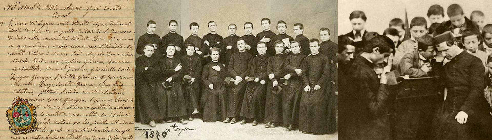 Los Salesianos cumplen 159 años
