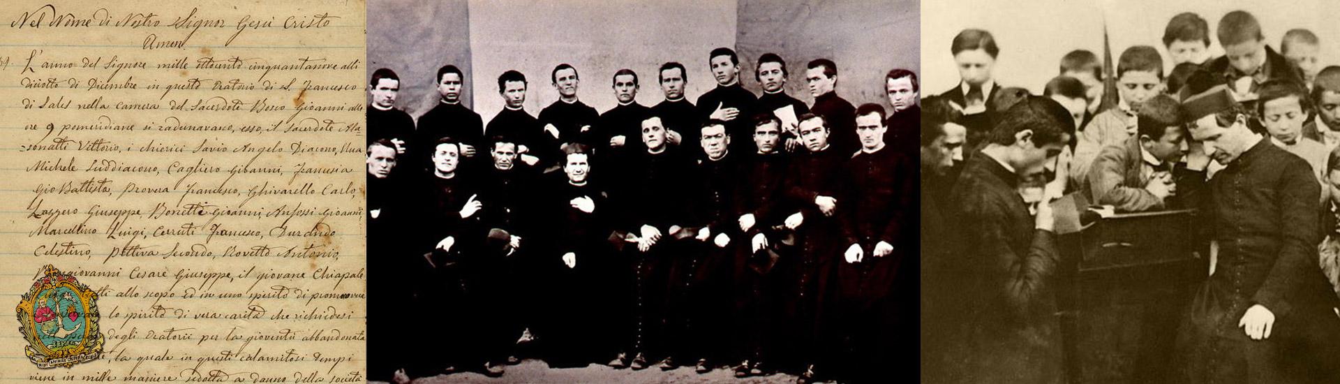 Resultado de imagen de 158 años fundacion salesianos