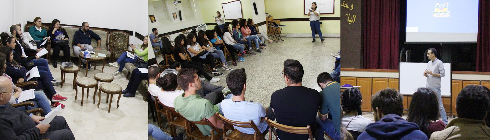 'Iluminando el futuro': un proyecto para los jóvenes de Siria