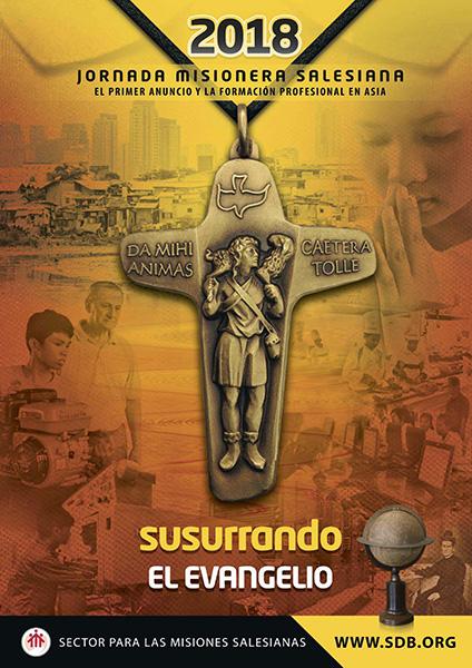 Jornada Misionera Salesiana 2018