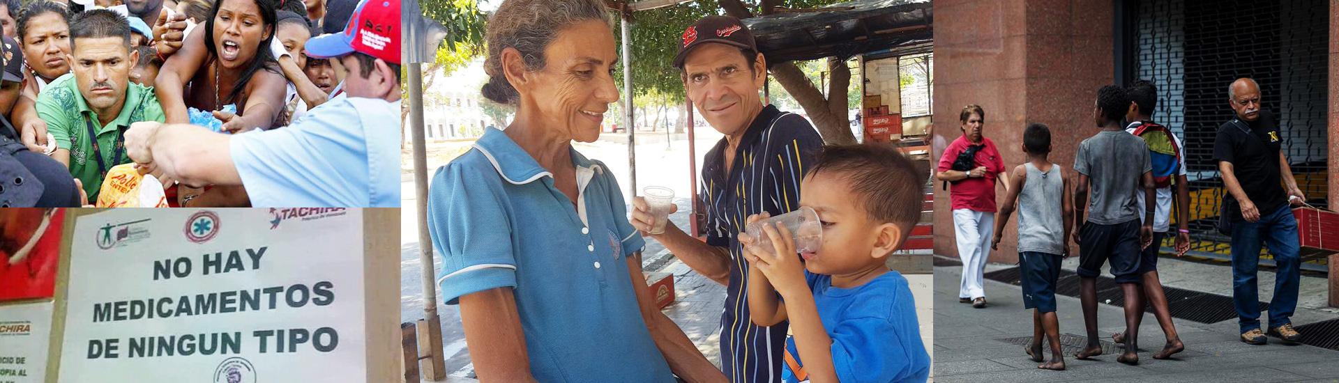 Ayuda para Venezuela