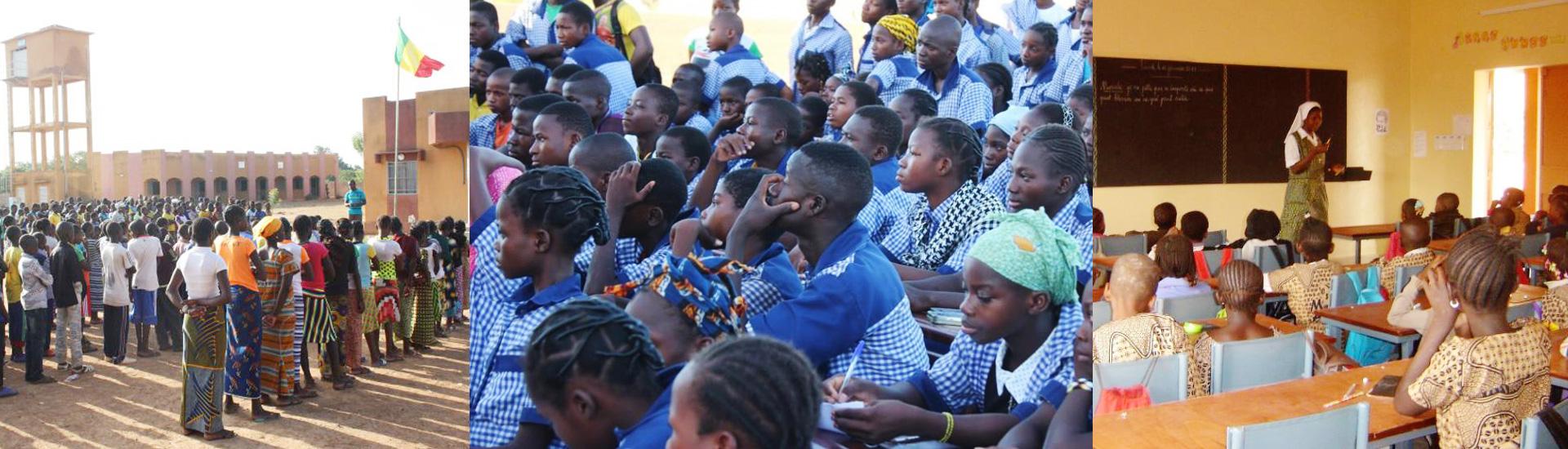 La escuela que atiende a más de 400 jóvenes