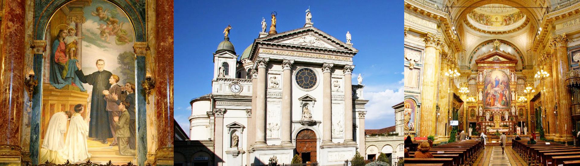 150 aniversario de la consagración de la Basílica de Turín