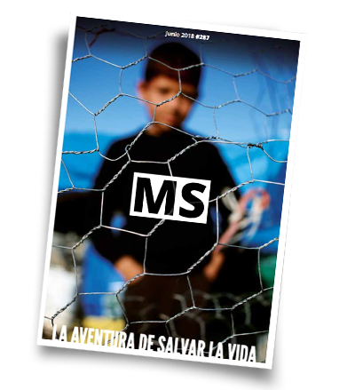Revista MS - La aventura de salvar la vida
