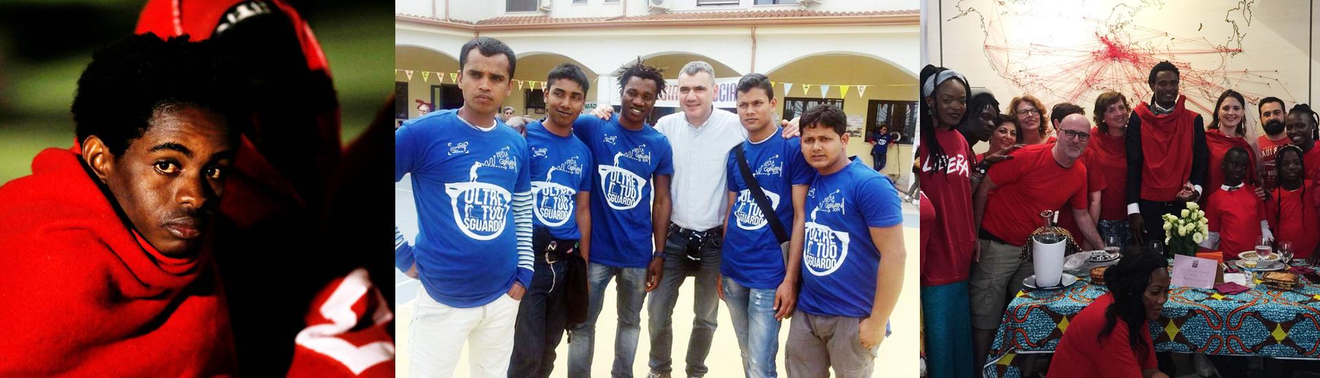 Lamin, el menor migrante que conoció a Don Bosco