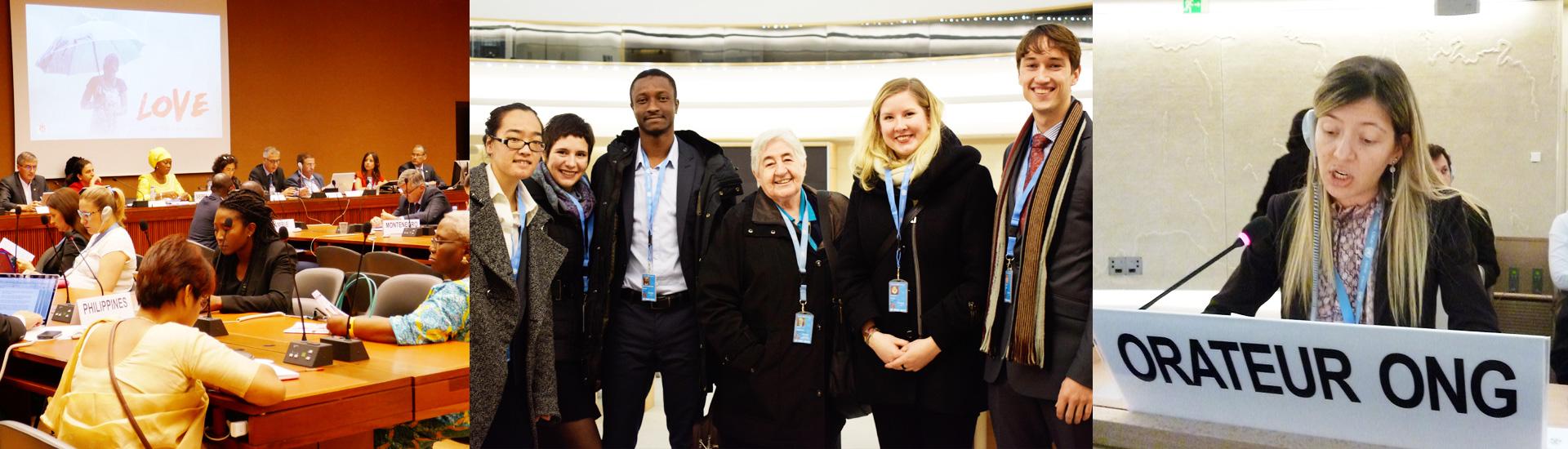 La gran labor salesiana en la ONU (Ginebra)