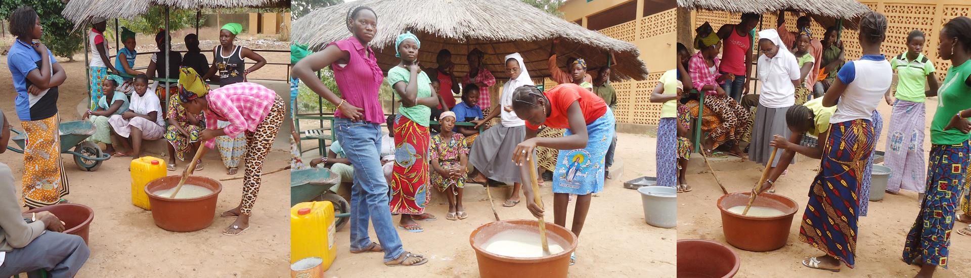 Proyecto 2509 - Jabones que mejoran la vida de las mujeres