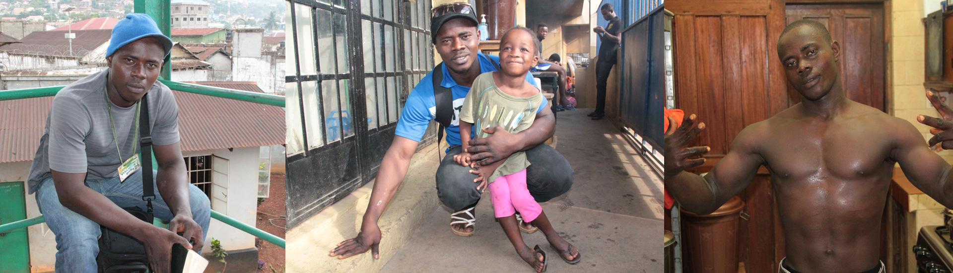 Chennor, de la calle a salvar vidas de menores