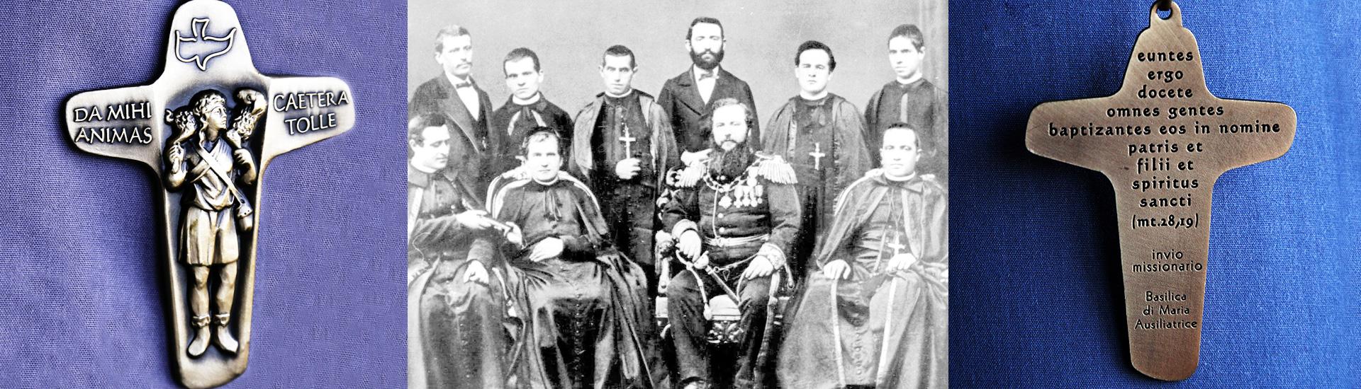 Primera expedición misionera de salesianos enviada por Don Bosco