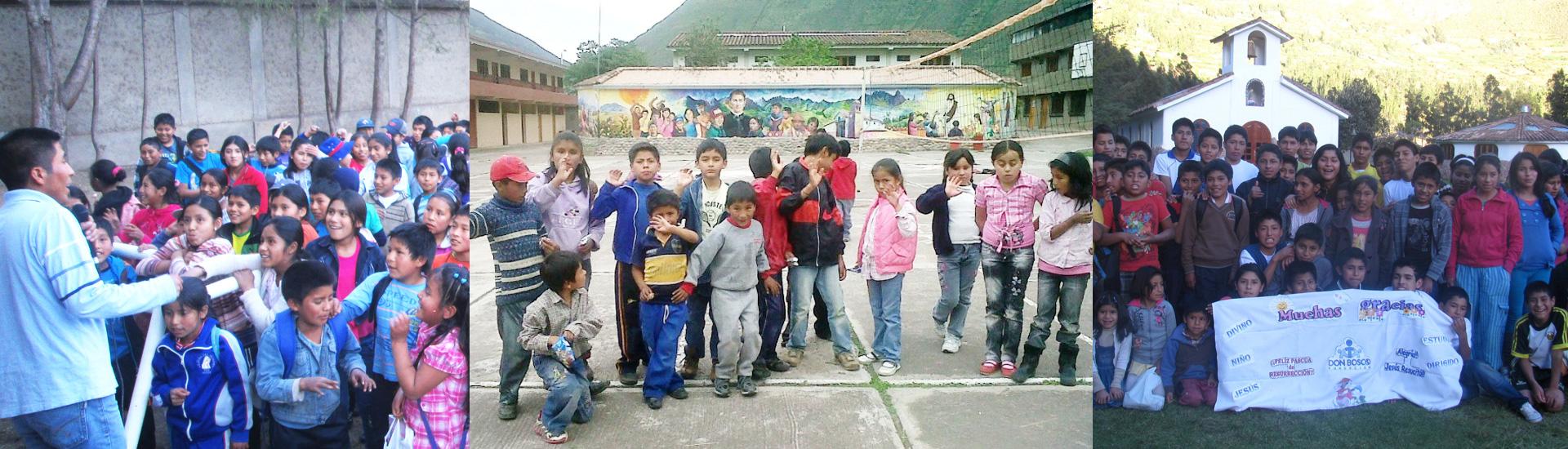 Instalaciones renovadas para los menores del Hogar Don Bosco en Calca