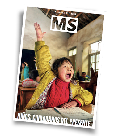 Revista MS 289 - Infancia