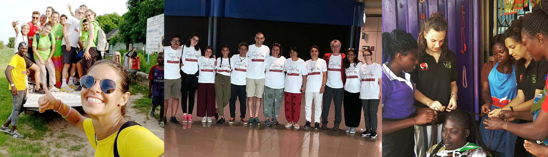 Voluntarios de Don Bosco 2000 ayudan a los menores de Senegal