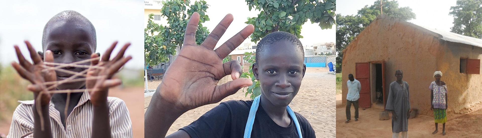 Educación y alimentación para los menores y jóvenes de Touba (Malí)