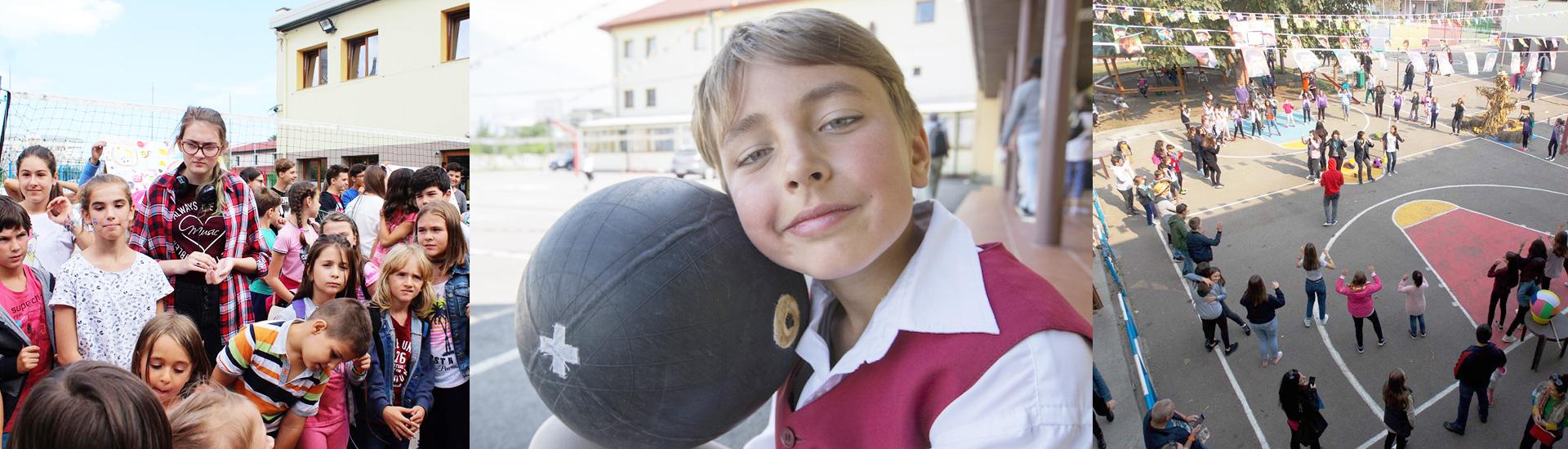 Don Bosco, con los menores desfavorecidos de Rumanía