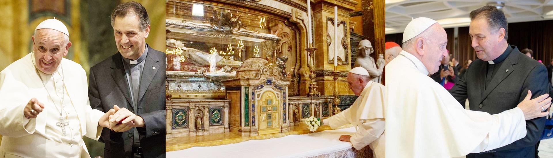 Recuerdos del Papa de su educación con los Salesianos