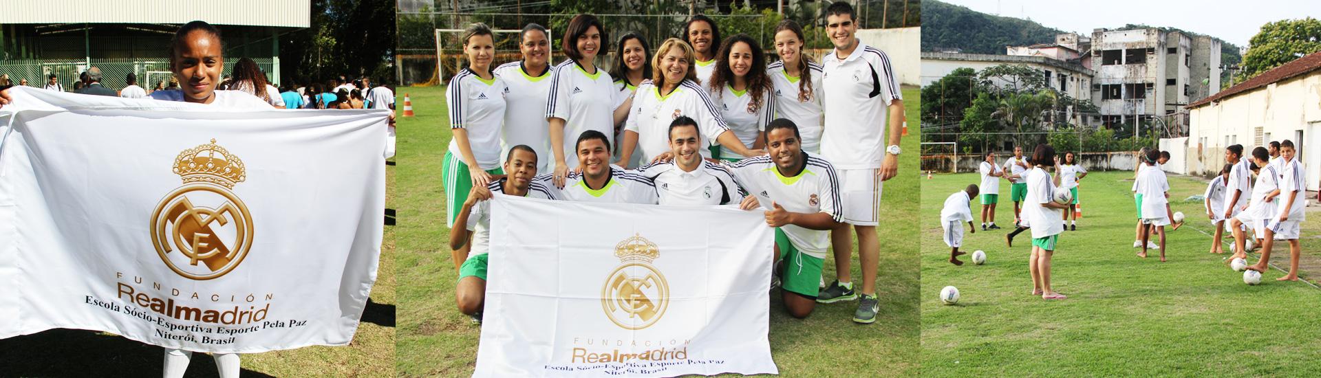 Educación en valores gracias al deporte en Brasil
