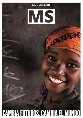Revista MS 290 - Cambia Futuros Cambia el Mundo