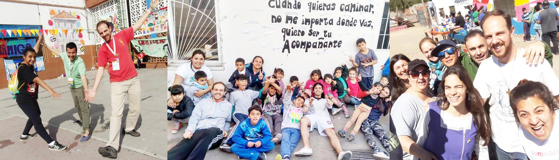 Don Bosco, en medio de la violencia y las drogas
