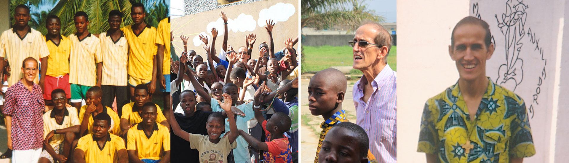 Asesinato del misionero Antonio César Fernández en Burkina Faso