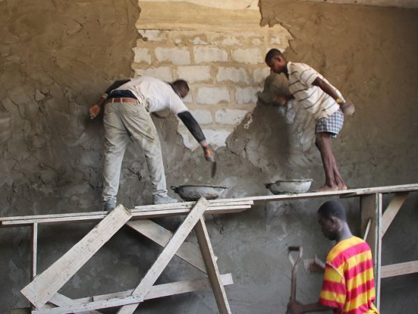 Crear oportunidades para los jóvenes de Ghana - 2488