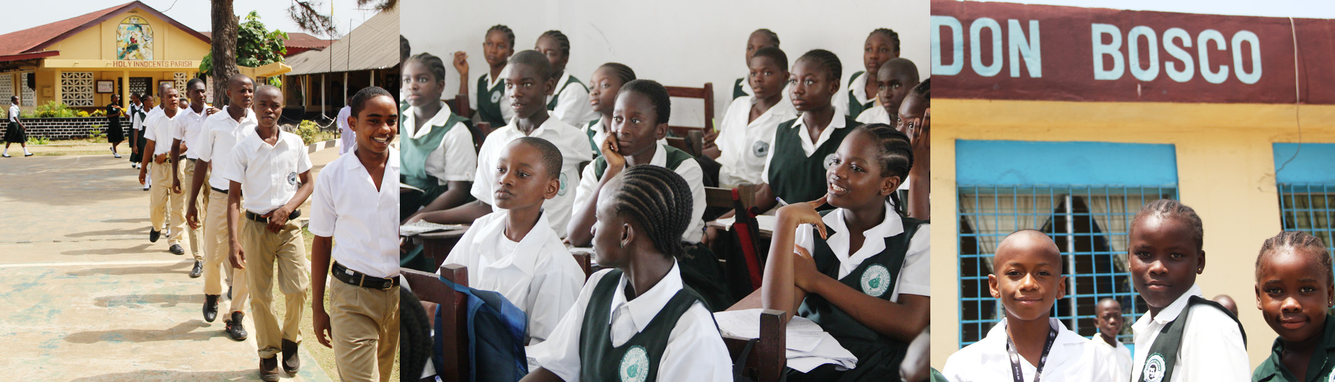 Curso de Electrónica en Monrovia para alumnos y trabajadores