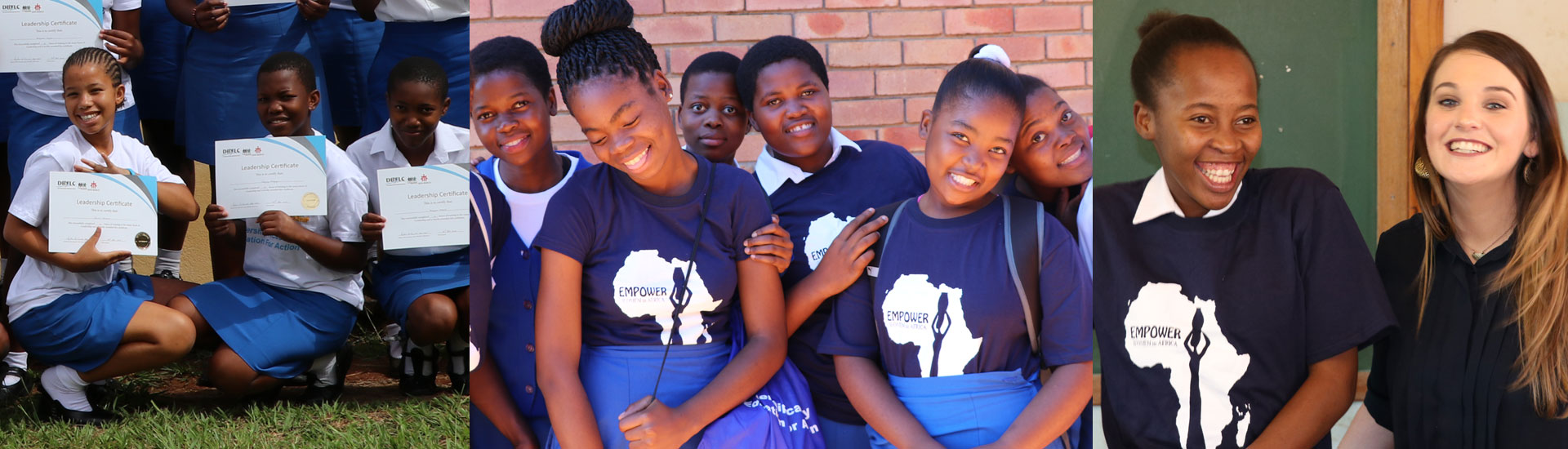 Formación de líderes para el desarrollo de Swazilandia - 2487