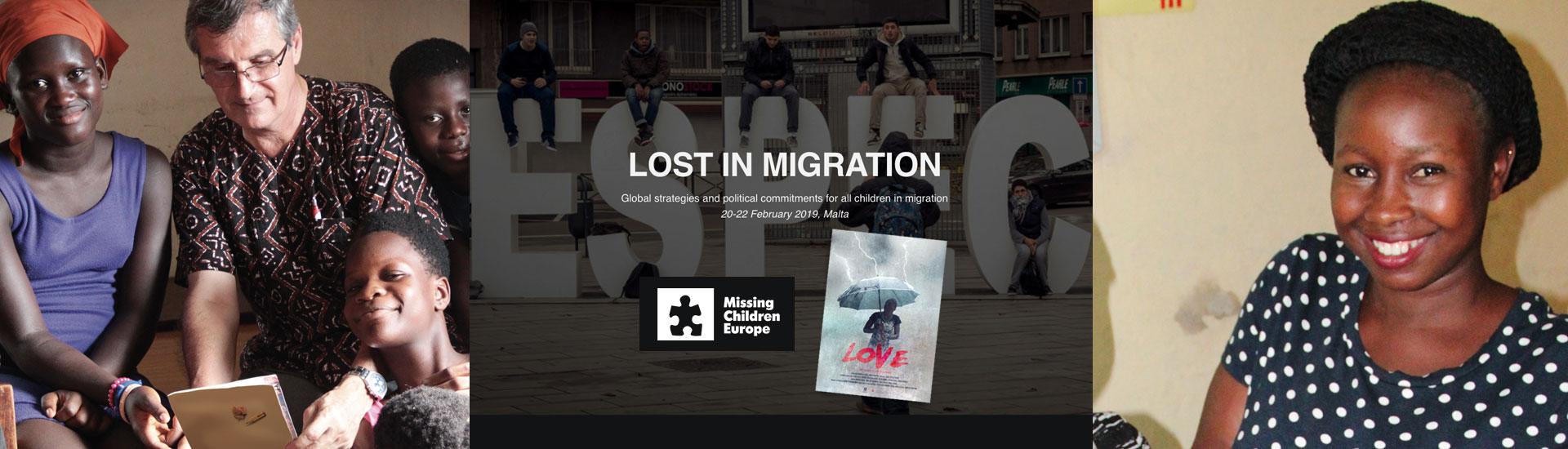 'Love' en el congreso 'Lost in Migration' en Malta