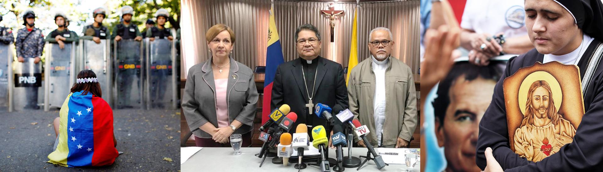 Apoyo de los Salesianos a la transición pacífica en Venezuela