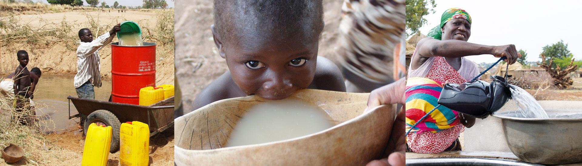 Día del Agua: un pueblo, un pozo, una escuela