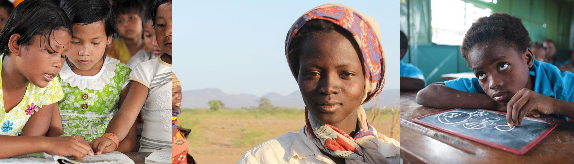 Día de la Mujer. Más igualdad, más desarrollo