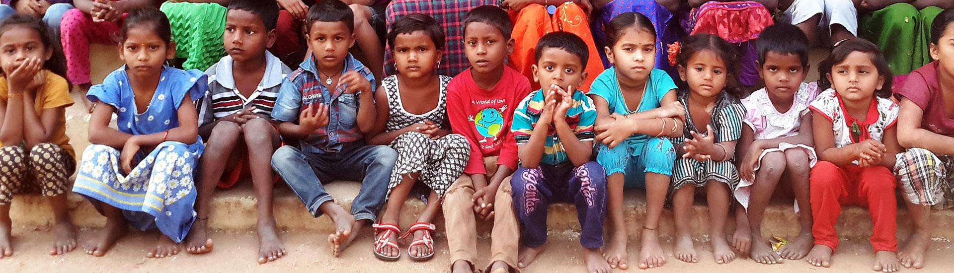 Más de 120.000 menores han salido de las calles de Bangalore