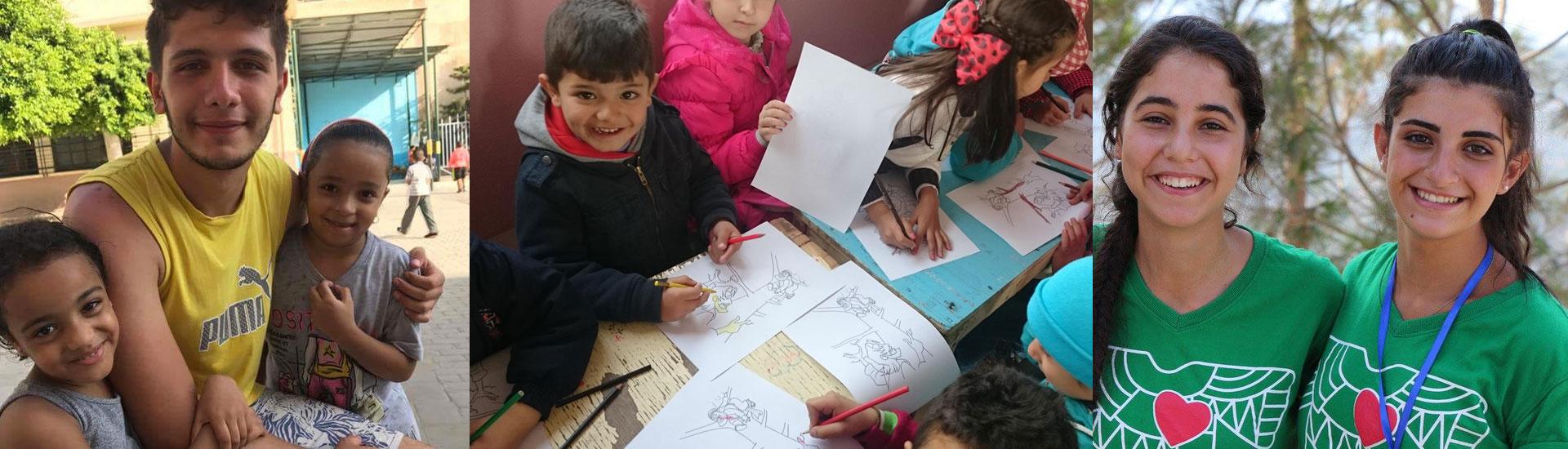 Siria, la ciudad olvidada que no pierde la esperanza