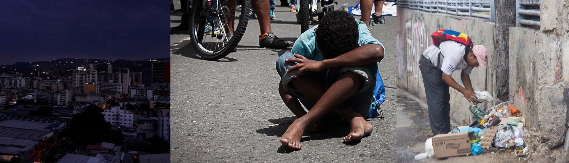 Venezuela: pobreza y necesidad