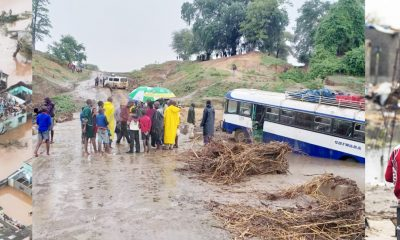 Mozambique necesita ayuda tras el paso del ciclón 'Idai'