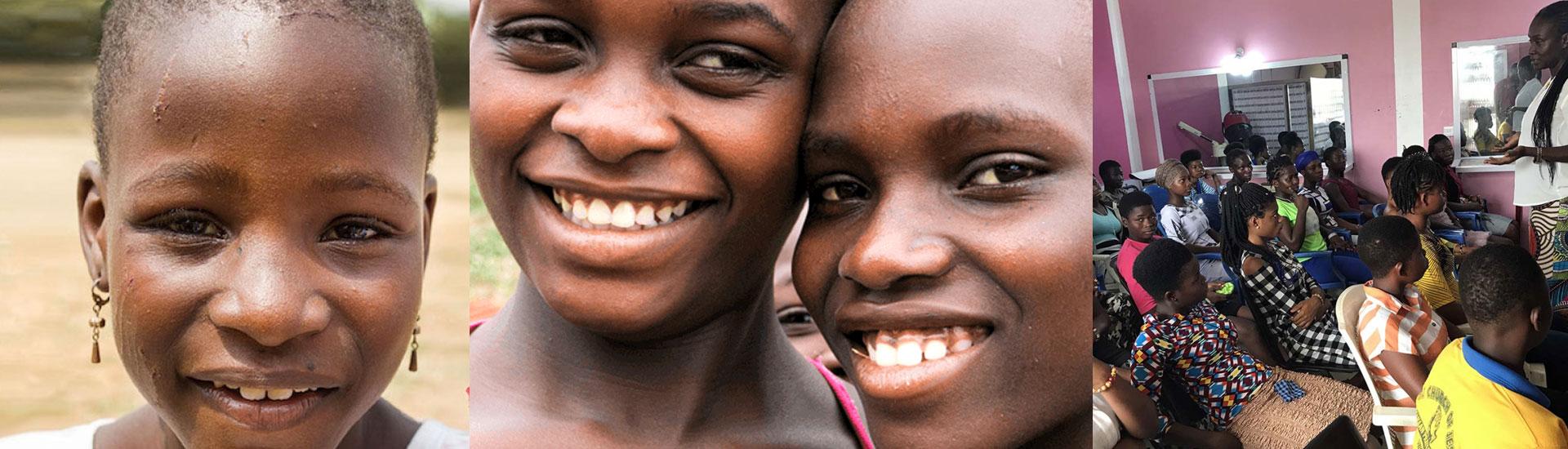 Fortalecer el papel de la mujer en Ghana