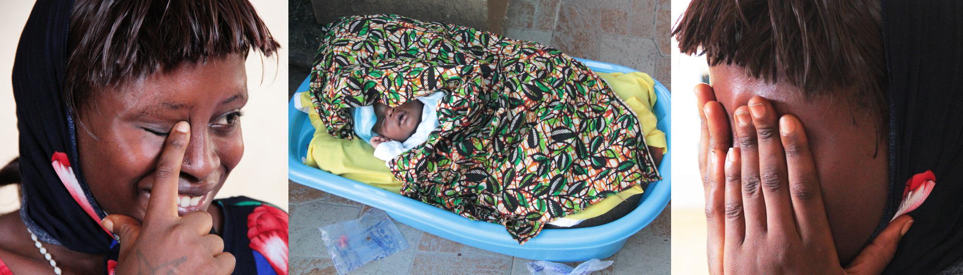Musu y el pequeño Juan Bosco: dos héroes de las calles de Freetown