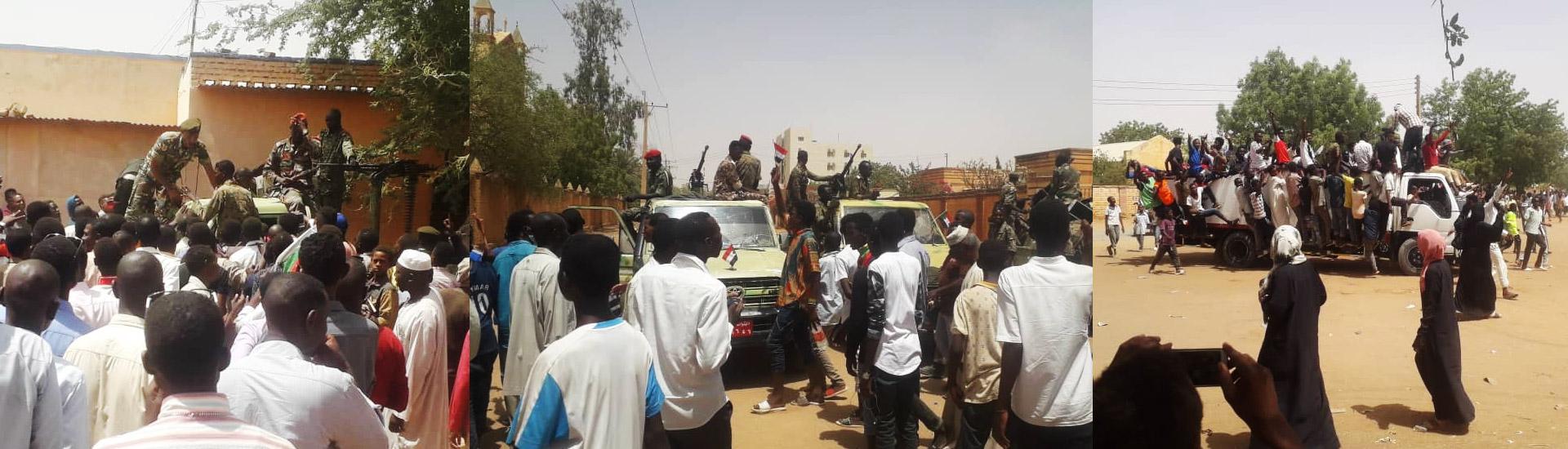 Sudán, entre el júbilo y la incertidumbre